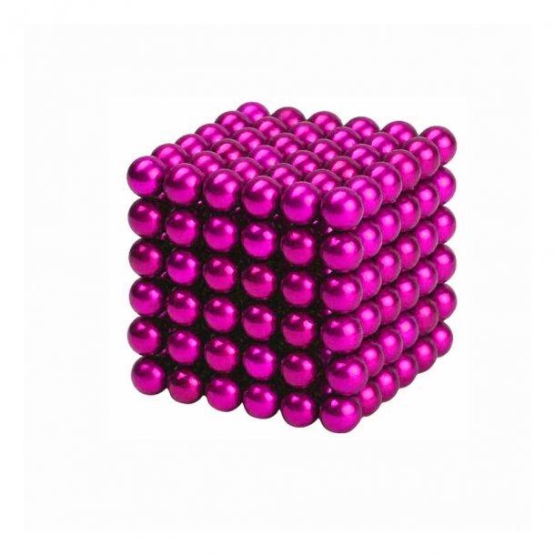 Neocube Pink 216 balls, 5 mm