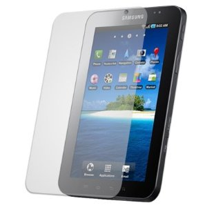 Image of   Beskyttelsesfilm (Screen Protector) til Samsung Galaxy Tab 2.7.0 P3100