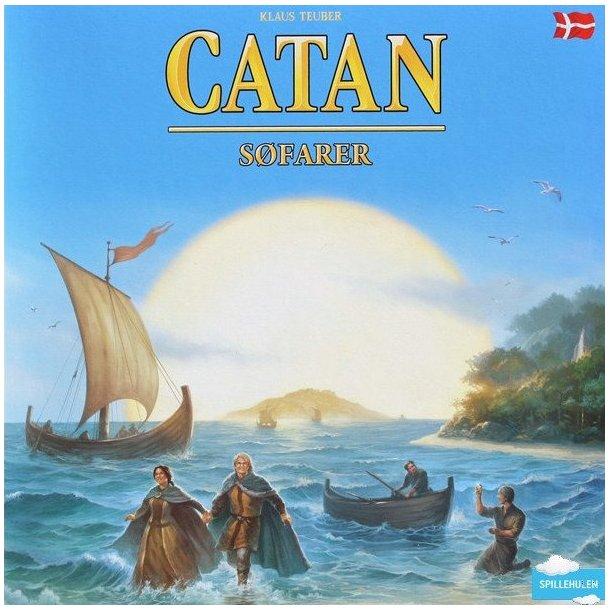 Settlers fra Catan, Søfarer