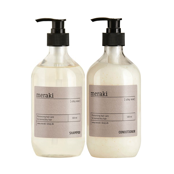 Image of   Meraki valuepack, shampoo/balsam, Silky Mist