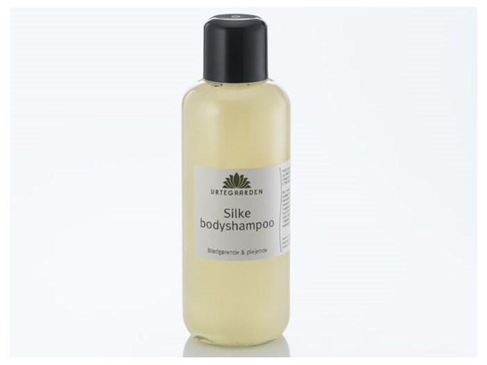 Urtegaarden Silkebody shampoo, øko 250ml