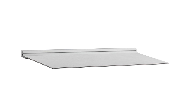 LIND DNA Hylde Slim Shelf 20x45 cm (Metallic læder)