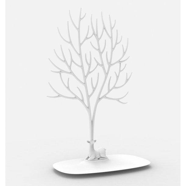 Qualy My Deer Smykketræ (Hvid)