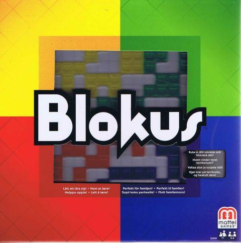 Image of   Blokus spil