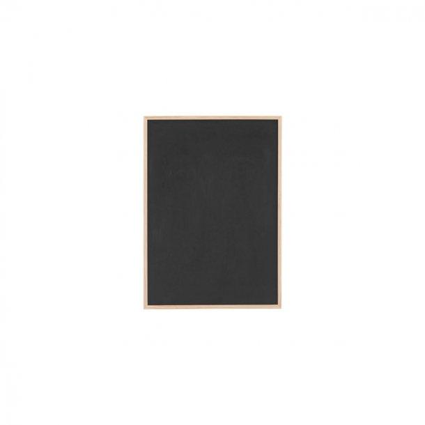 Monograph Tavle, Chalk, m. hvid tusch