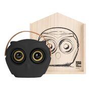Kreafunk aOWL, black, BT speaker 4.0